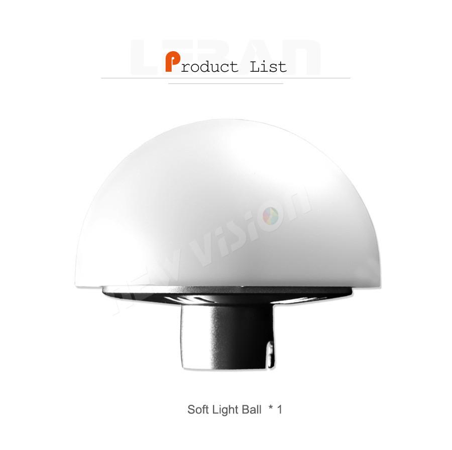 Godox AD-S17 Wide Angle Soft Focus Shade Dome Diffuser fr AD180 AD360 AD200 D1U7