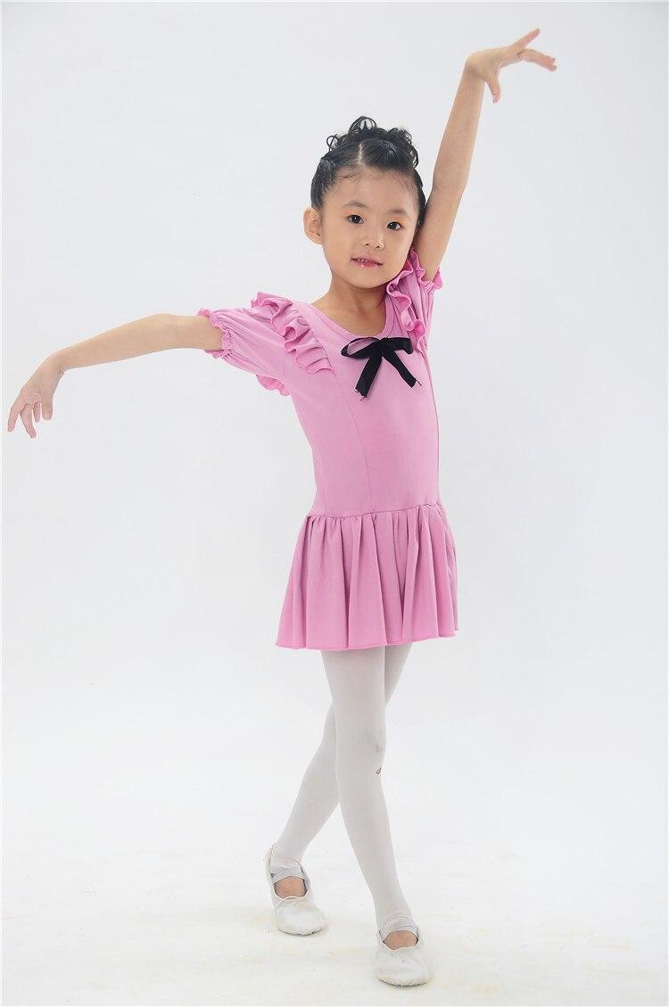 Fille Enfants Glissade Gymnastique Justaucorps Costume de Ballerine Enfants  Ballet Dolly Jupe Fille Français National Costume Disfracesninas dans  Ballet de ... 8f0eca01451