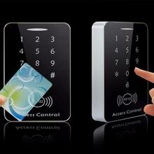 LESHP RFID standalone access control touch Keypad system digital keyboard door lock controller RFID card reader with 10pcs Keys