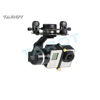 Tarot 3D III Metal CNC 3 Axis Brushless Gimbal PTZ For GOPRO 4 3 FPV Quadcopter