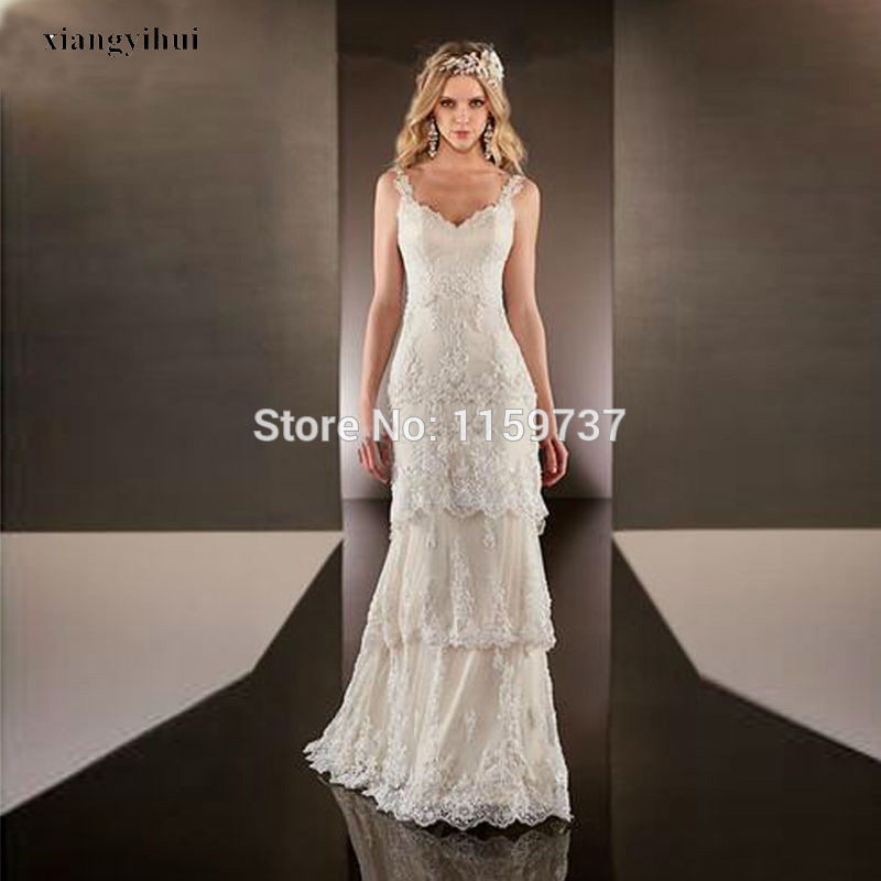 Online Buy Wholesale american designer wedding dresses from China ...