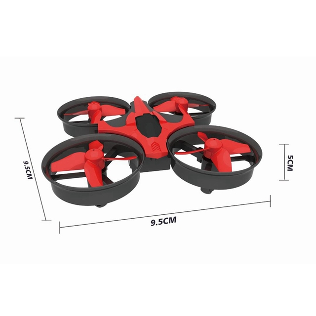 LeadingStar Mini Drone RC Drone Quadcopters Headless Mode One Key Return RC Helicopter VS Mini Drone Toys For Children zk35