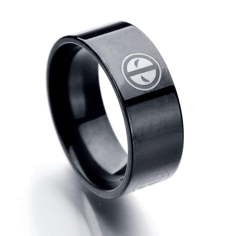 double box rings wedding superhero lovely batman superheroes ring of elegant inspirations