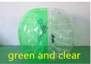 Image 5 - Burbuja para fútbol Zorb Ball 0,8mm TPU 1,2 M 1,5 M 1,7 m pelota de choque de aire adulto inflable burbuja de fútbol, Zorb Ball para la venta