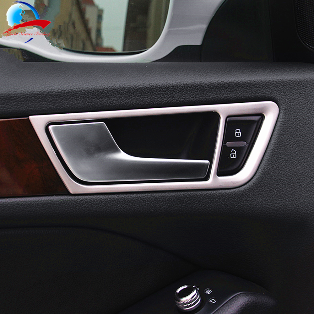 Car Styling Car Inner Handle Frame Decorative Cover Trim