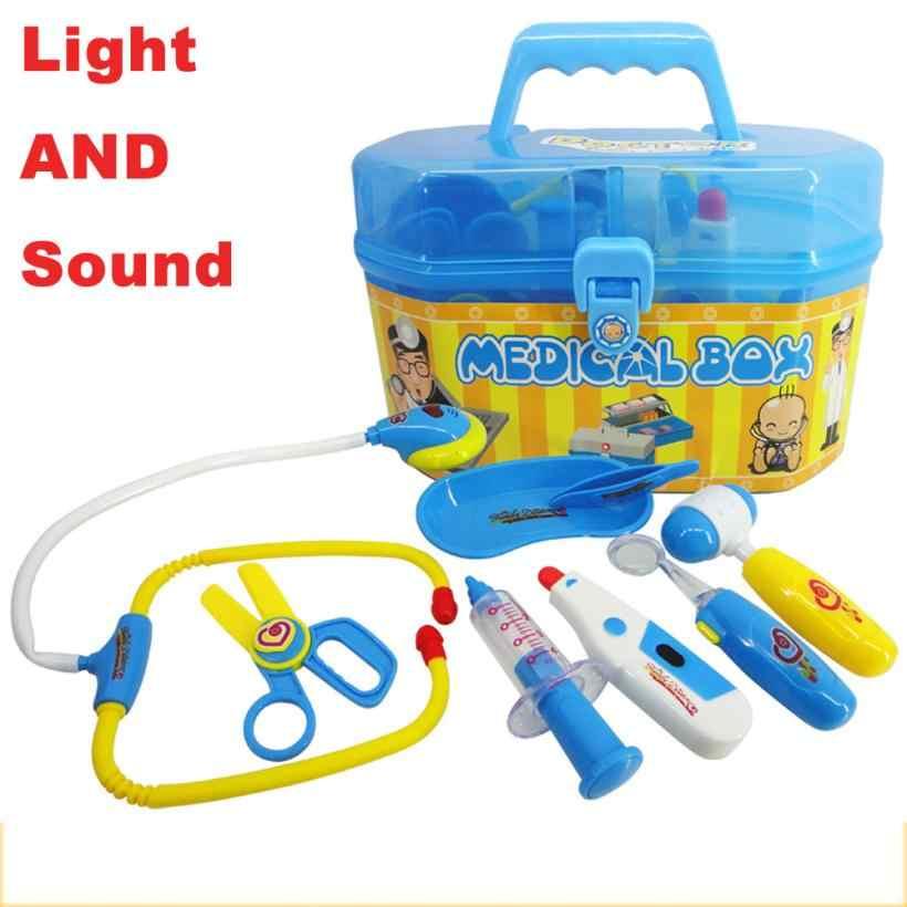 12 шт. игровой домик игрушки Docter больница моделирования посуда детская игрушка Q40 AUG23