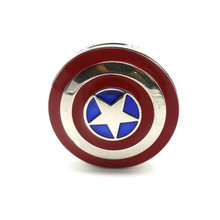 USB Flash Drive Captain America Shield Media USB 2.0 Memori Stick 4 GB 8 Gb 16 GB 32 GB memori Stik Cocok Sebagai Hadiah(China)