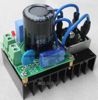High power high voltage 220V 220uF 10A universal multi protection rectifier filter board AC-H10