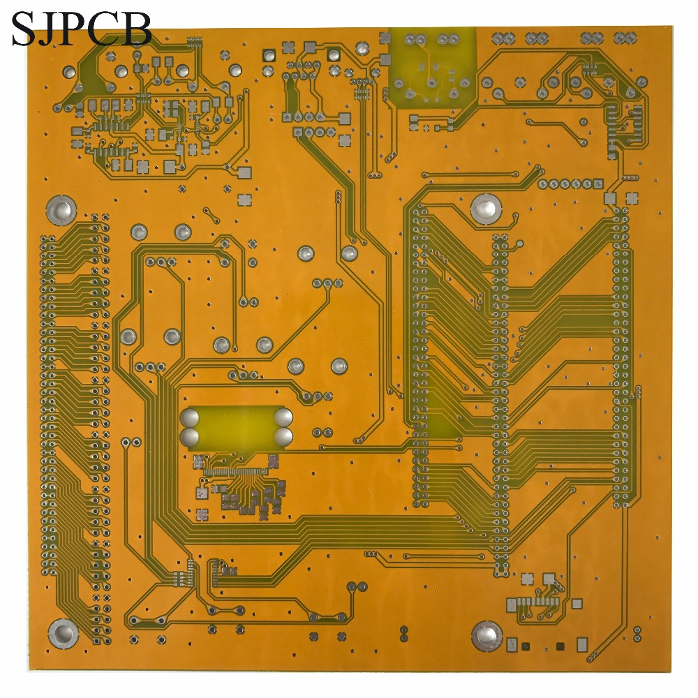 Sjpcb Printed Circuit Board Prototype Custom Double Sided Pcb Sample Plated Production Low Price Need Send Files For Quotation In From