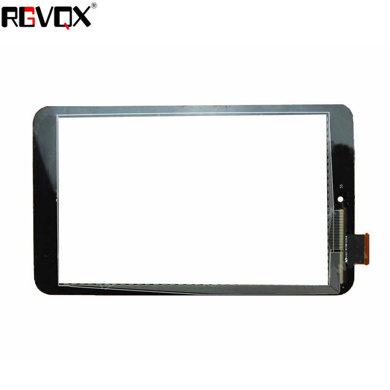 RLGVQDX New For Asus MeMO Pad HD 8 ME180 Black White 8 quot Touch Screen Digitizer Sensor Glass Panel Tablet PC Replacement Parts in Tablet LCDs amp Panels from Computer amp Office