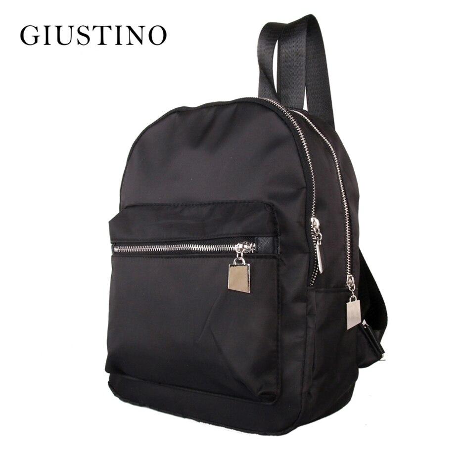 c22e89a2f Black Nylon Small Backpack | Building Materials Bargain Center