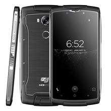 "HOMTOM ZOJI Z7 5.0 ""IP68 Étanche 4G LTE Smartphone 2 GB 16 GB Android 6.0 MTK6737 Quad Core 8MP Caméra 3000 mAh Mobile téléphones"