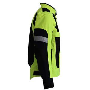 Image 3 - 乗馬部族夏/冬 moto rcycle 通気性メッシュ moto 保護ジャケット男性の反射レース moto ジャケットジャージパンツ