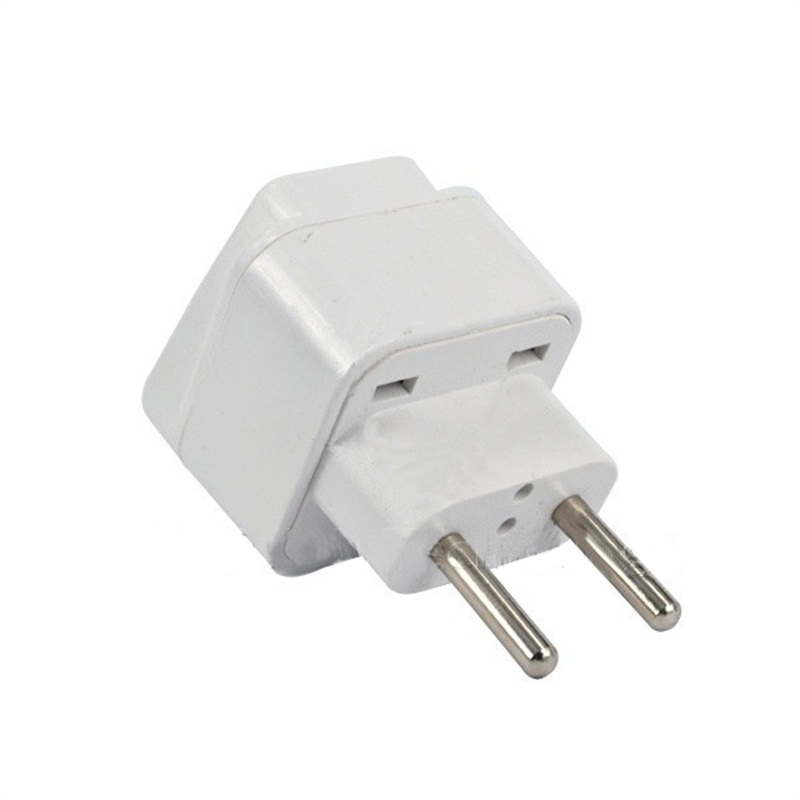 Universal AC 250V 10-16A AU US UK to 2 Round Pin EU Brazil Tavel Electrical Conversion Plug Adaptor Converter for Travel ...