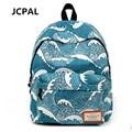 Hippie  Canvas Backpacks Student School Bag Cartoon Print Rucksack Travel Pack Laptop Graffiti Bolsa Mochila Escolar womens  bag
