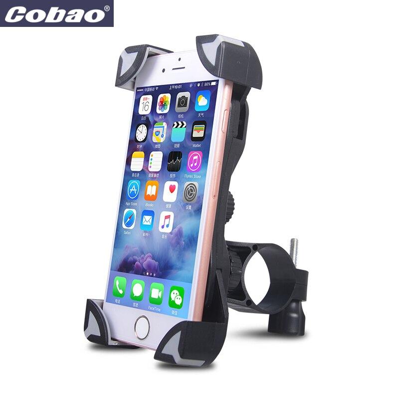 Universal de montaje de la bicicleta para iphone bicicleta mango teléfono móvil