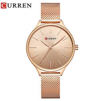 שעון בצבע זהב מרשים מאוד