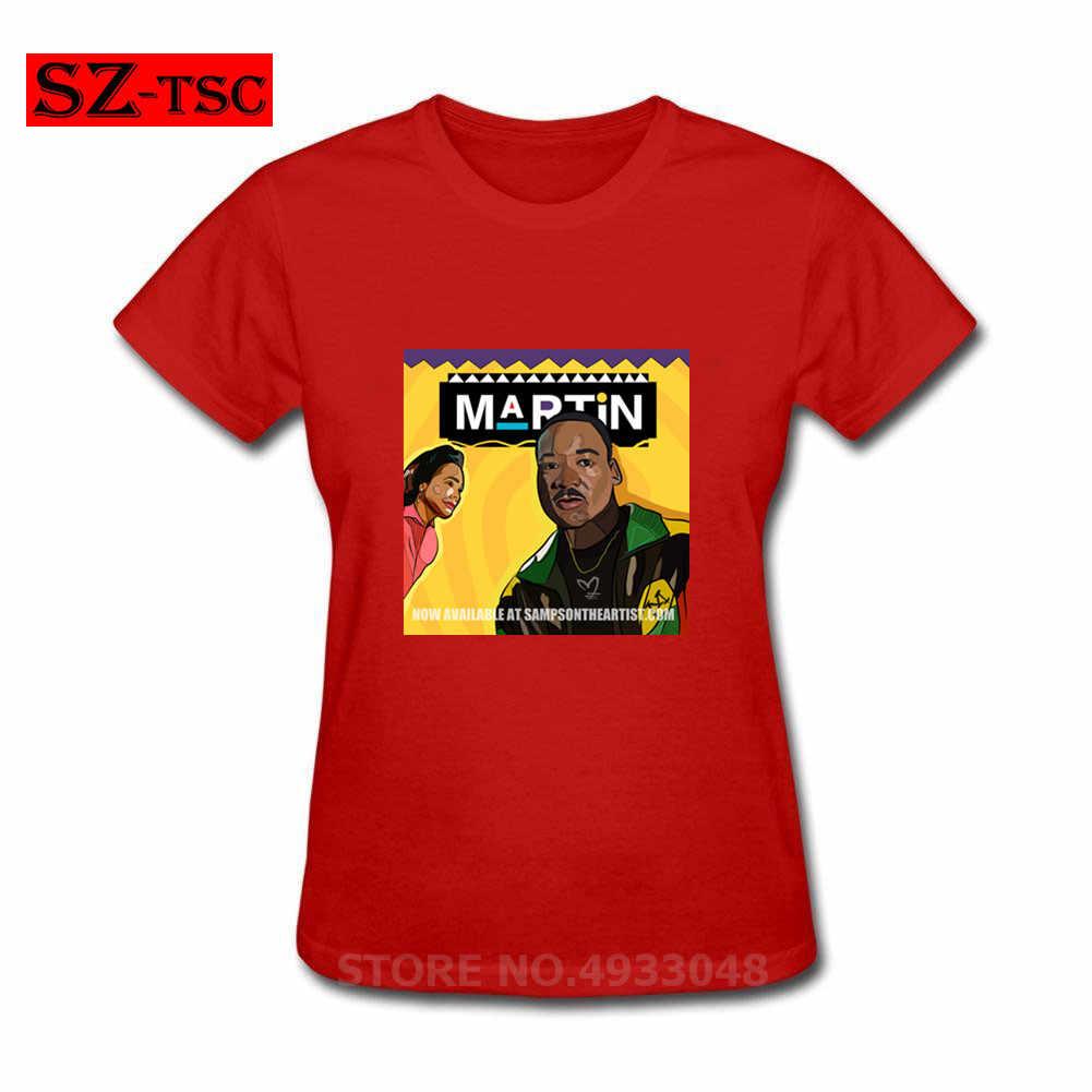 Moda Wassup Gibi Martin T-shirt Negan Lucille T Gömlek Femme Yürüyüş Ölü Kadın Tasarım Özel Kısa Kollu Pamuklu Kadın Tişört