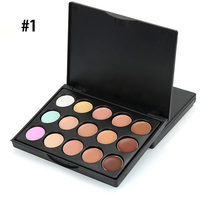 Hot Sale Professional Concealer Fashion Mini 15 Colors Face Concealer Camouflage Cream Contour Palette Wholesale & Drop Shipping Health & Beauty