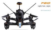 Бесплатная доставка Walkera F210 DEVO7 передатчик FPV системы Drone с Камера 700TVL вертолет Quadcopter бесщеточный Двигатель VS runner250