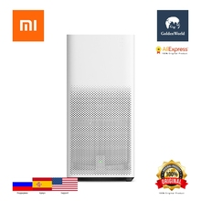 Original Xiaomi Mi Air Purifier 2 Real-time AQI Smart Air Cleaner