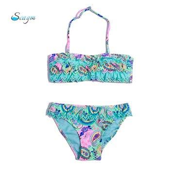 2019 kids Brazilian Bikini