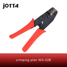 WX-02B crimping tool plier 2 multi tools hands Ratchet Crimping Plier (European Style)