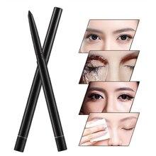Black Waterproof Sweat-proof Liquid Eyeliner Pencil Eyebrow