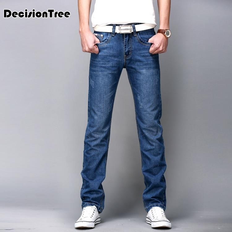 2019 קיץ בסגנון יפנית ג'ינס mens מתאים ג'ינס מכנסיים היפ הופ מזדמנים כחול גברים מכנסיים גברים בגדים ג 'ינס מכנסיים ז'אן Homme