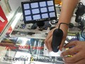 2000X Microscópio AV originais Da Câmera Para Material de Micro HD CMOS Endoscópio Microscópio Digital Com Monitor LCD