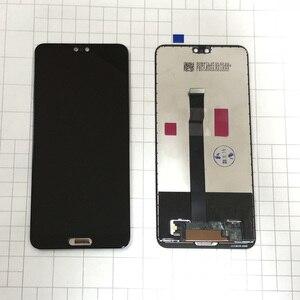 Image 2 - 5.8 AAA 品質の液晶 Huawei 社 P20 Lcd ディスプレイタッチスクリーンデジタイザアセンブリのための P20 液晶 EML L09 EML L22 EML L29 液晶