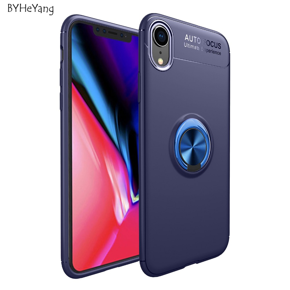 For iPhone XR Case for iPhone Xr Cover 6.1inch Car Holder