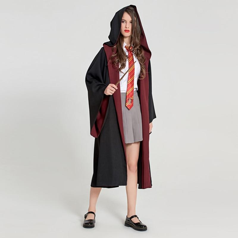 Poudlard Harri Potter cosplay Serdaigle/Gryffondor/Poufsouffle/Serpentard Cosplay Costumes Malfoy Hermione Costume
