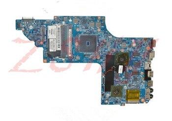 FOR HP DV6T DV6-7000 Laptop Motherboard 76701GB 55.4XR01.003 48.4SV01.011 682181-001 682181-501 ddr3 Free Shipping 100% test ok