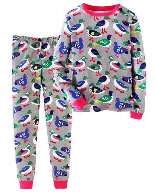 Boys' Casual Long Cotton Clothes Set