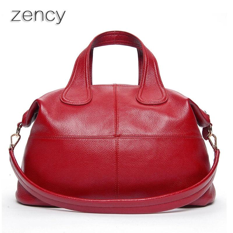 Zency bolsos de los bolsos de marcas famosas de lujo de gran capacidad de las mu