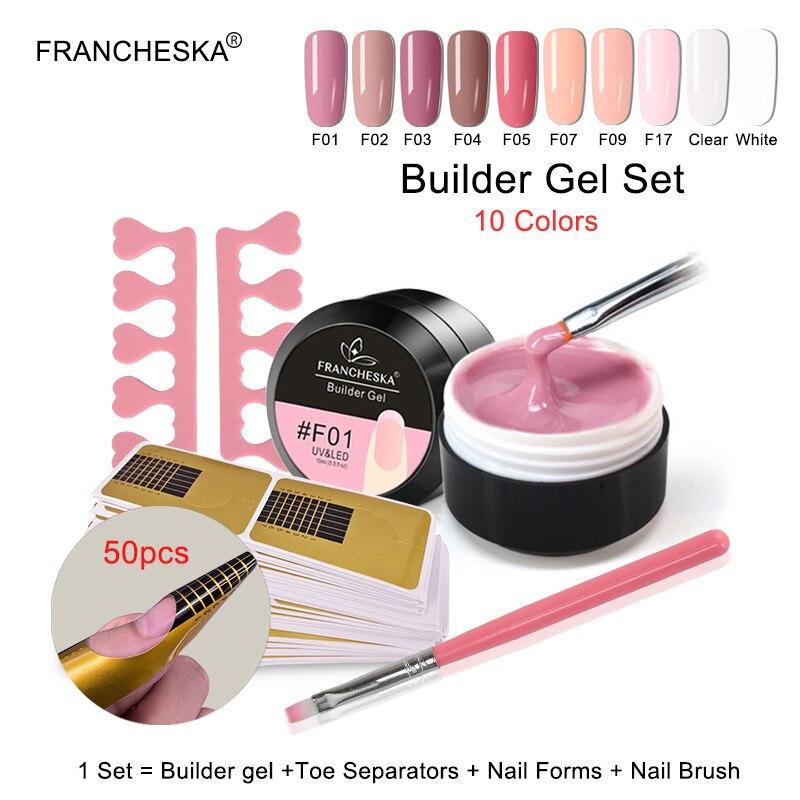 Builder gel set-41