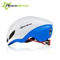 ROCKBROS Breathable Cycling Helmet Ultralight Mountain Bike Equipment PC EPS Breaking Wind Aerodynamic Bike Bicycle Helmet