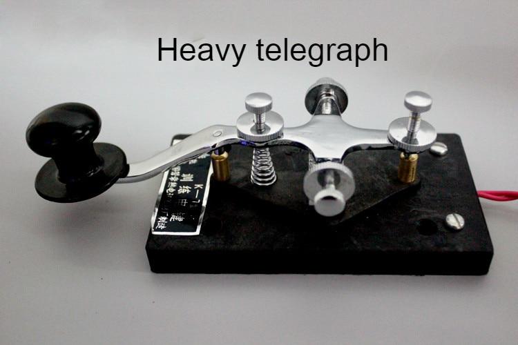 Vita reale Room Escape puntelli gioco gli organi di codice Morse Morse telegrafo camera di organi di trasmissione-in Accessori per feste da Casa e giardino su  Gruppo 1