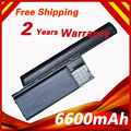 6600mAh Battery for Dell Latitude d620 D630 D631 Precision M2300 312-0386 GD775 GD776 GD787 JD605 JD606 JD610 KD491 KD492 KD494