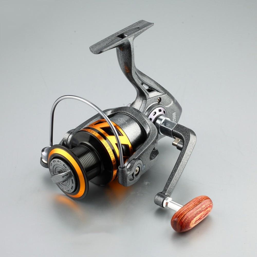 New brand metal fishing reel fishing fishing for 13 fishing spinning reels