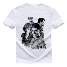 Supernatural Sam and Dean Winchester T-Shirt
