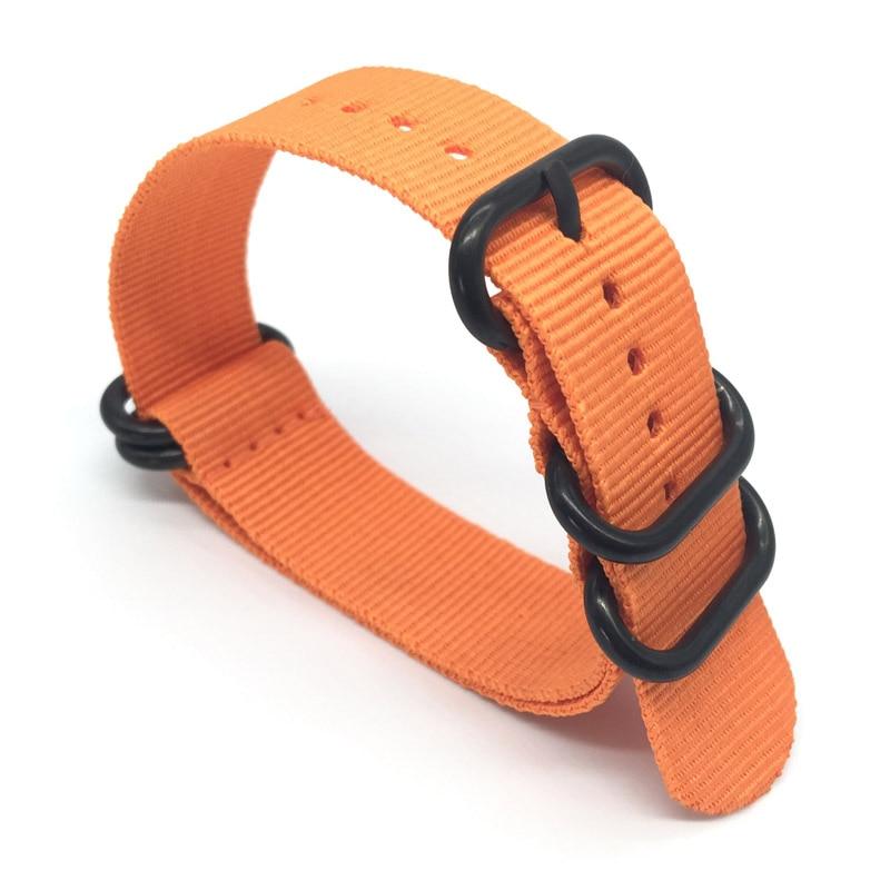 Venta caliente moda alargada Suunto Core Nylon Strap Band Kit w Lugs - Accesorios para relojes - foto 4