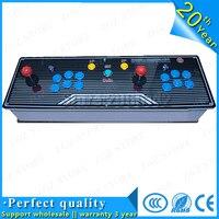 Черный классический 645 игр двойная игровая консоль/Pandora's Box 4 аркадная доска машина/игровой контроллер джойстик/VGA выход
