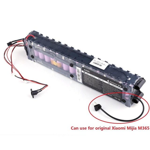 Pour Xiaomi Mijia M365 batterie Scooter électrique intelligent pliable léger Circuit imprimé hoverboard planche à roulettes alimentation