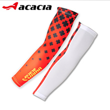 ACACIA Sunlight UV Protection Bike Arm Sleeve Cover Outdoor Sports Cycling Fishing Golf Breathable Arm Sleeves Cover 94229