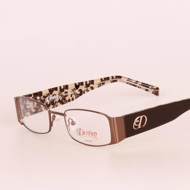 A Marca de alta Qualidade Óculos Com Lentes Claras Óculos de Lente Transparente Óptico Armações de Óculos Óculos de Miopia Logotipo Da Marca Tag