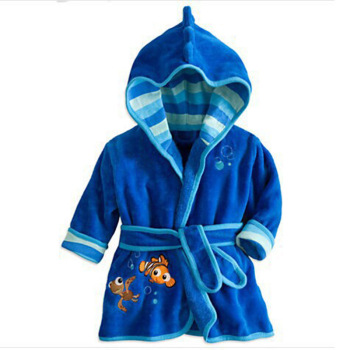 Hooded Character Robes 1