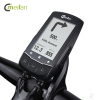 GPS Bicycle Computer Speedometer Candence Heart Rate Wireless Bike Computer Gps Navigation 2.6 Bluetooth 4.0 Cycle Computer
