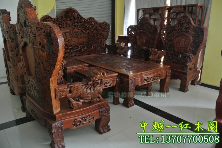 Mahogany Furniture Burma Pear Twelve Piece Suit Kowloon White Horse Sofa,  Baoding In Living Room Sofas From Furniture On Aliexpress.com | Alibaba  Group